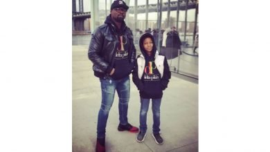 Photo of Stella Damasus and Doris Simeon fight for attention of Daniel Ademinokan's son as he turns 12 (photos, videos)