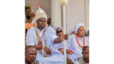 Photo of Ooni of Ife's wife, prophetess Seyi Naomi stuns in new photos