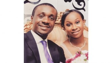 Photo of My wife has paid the price…|Nathaniel Bassey melts hearts with 7th wedding anniversary story (photos, video)