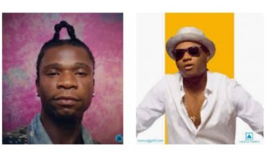 Photo of Speed Darlington trolls UBA for signing Wizkid instead of him