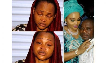 Mercy Aigbe's marriage