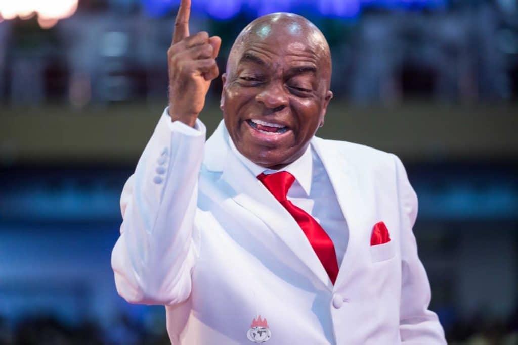 Bishop Oyedepo says Coronavirus is an anti church virus