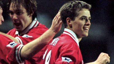 Photo of Michael Owen reveals who made him leave Liverpool for Real Madrid