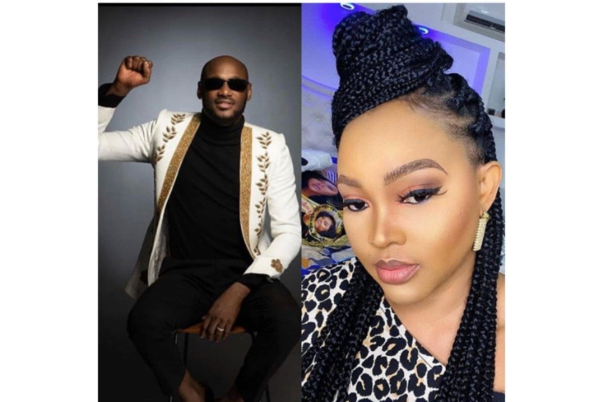 Mercy Aigbe talks about her feelings for 2face