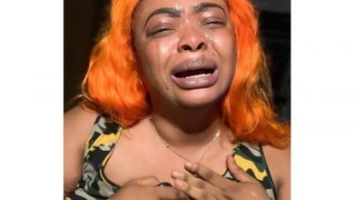 Photo of 'Do you want to kill me, these insults are too much' – Dayo Amusa humbly submits herself to Nigerians