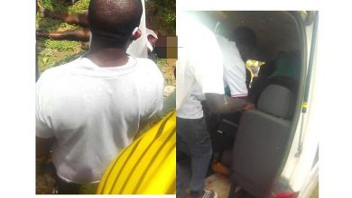Photo of Two Ekitipoly staff electrocuted on campus