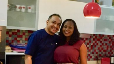 Photo of Daddy Freeze's lover reveals how much he means to her as he celebrates 44th birthday