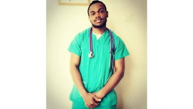 Photo of Meet the medical doctor who won 200K for strip dancing on MC Galaxy's live | Photos