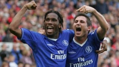 Photo of Drogba helped Chelsea win 2012 Champions League – Lampard