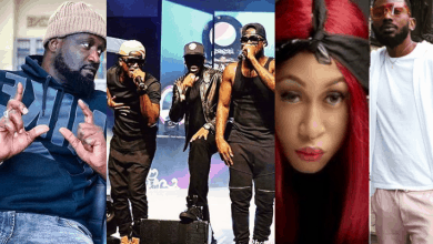 Photo of Jude Okoye did his best to help Cynthia Morgan, May D – J Martins