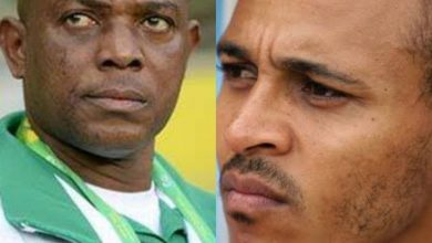 Photo of Osaze Odemwingie speaks about late Stephen Keshi's health during Brazil World Cup