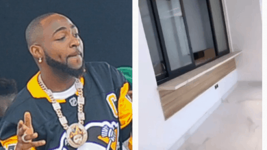 Photo of Davido melts hearts as he shows off his Banana Island mansion with elevator…| Video