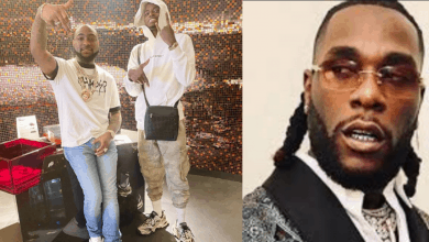 Photo of Davido's PA, Aloma apologizes to him and Burna Boy after ranting