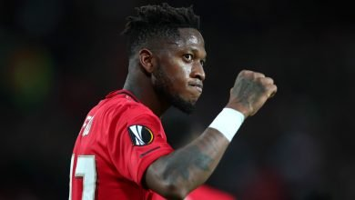 Photo of Fred rates first season at Manchester United