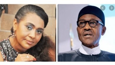 Photo of Popular actress, Hilda Dokubo emotionally questions Buhari's decision to ease the lockdown | Video