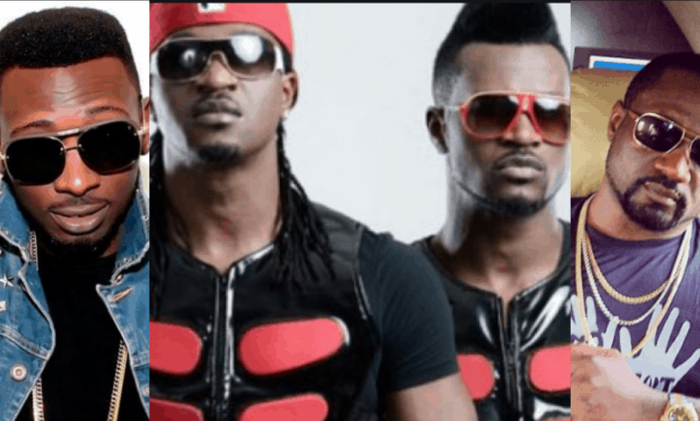 Mr MayD, Psquare and Jude Okoye