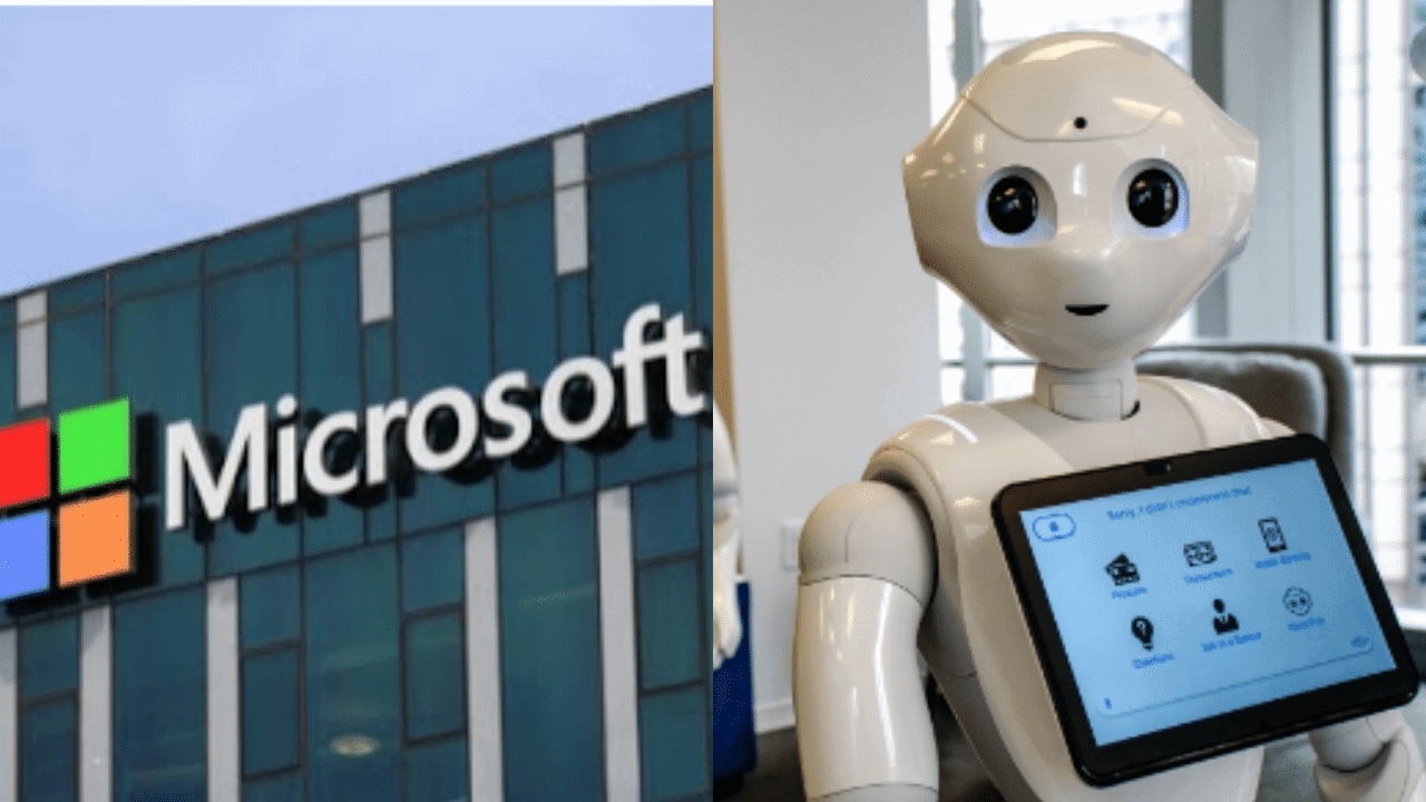 Photo of Microsoft fires 50 journalists, set to replace them with robots