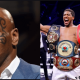 Mike Tyson ignores Anthony Joshua as he names top 5 boxers