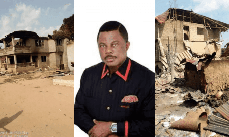 Willie Obiano and Anambra West community clash