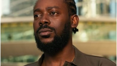 Photo of Adekunle Gold narrates what he went through in life to have beards |Video