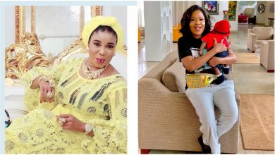 Photo of After cursing Toyin Abraham, Liz Anjorin jumps on another household with curses