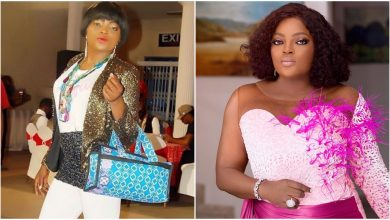 Photo of Funke Akindele cracks her fans up with her throwback picture