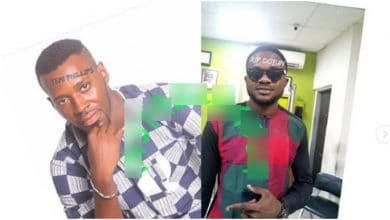 Photo of Nollywood actor arrested for allegedly stabbing his neighbour to death| Details