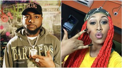Photo of Davido opens up on why he decided to help Cynthia Morgan despite the insult he received from her years back