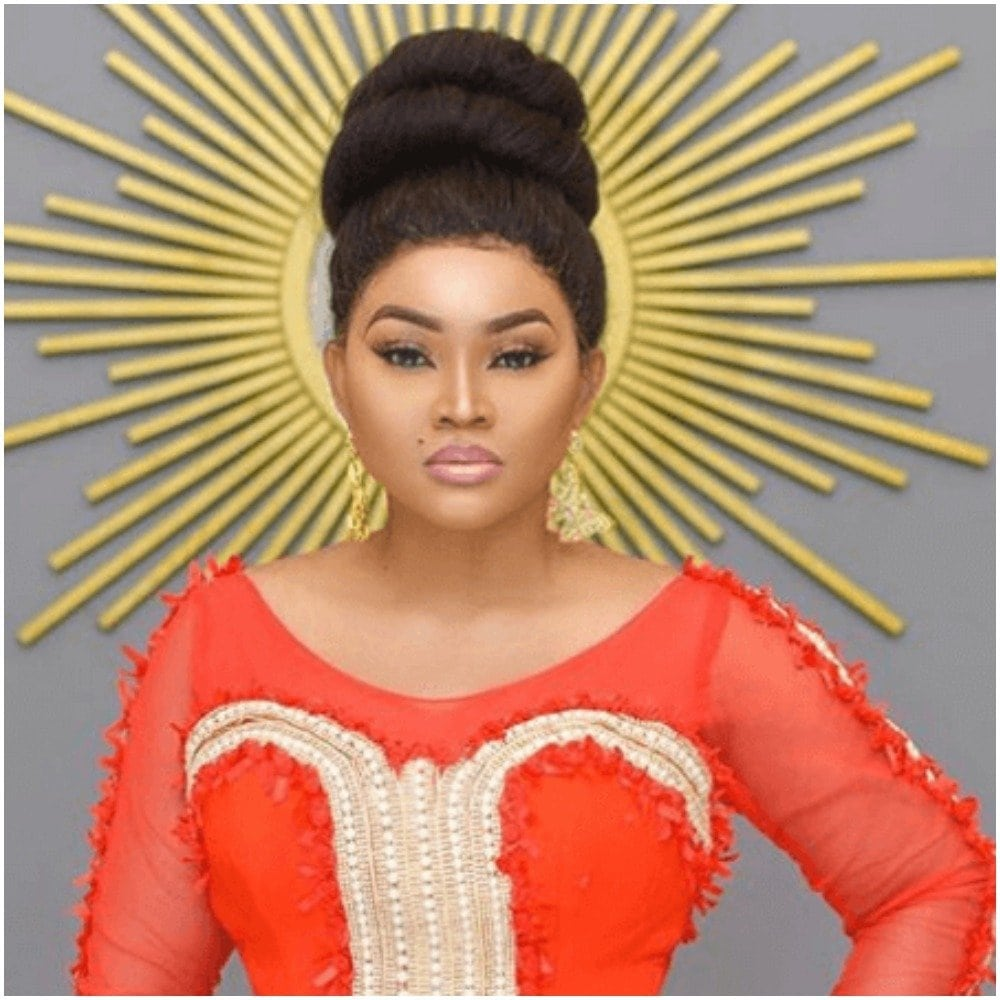 Mercy Aigbe resumes work