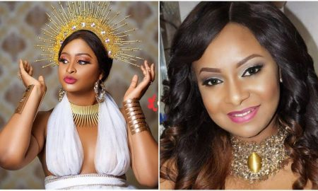 Etinosa places death wishes on Victoria Inyama