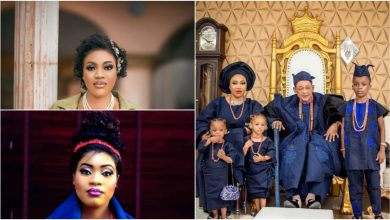 Photo of We don't have a perfect marriage – Alaafin of Oyo's  Queen Memunat opens up on birthday