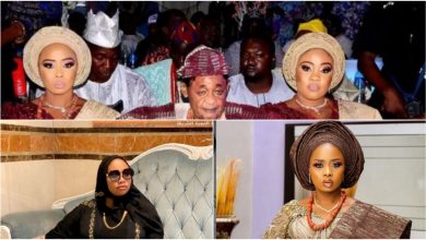 Photo of Division in Alaafin of Oyo's Palace as Queen Ola snubs Queen Memunat on birthday