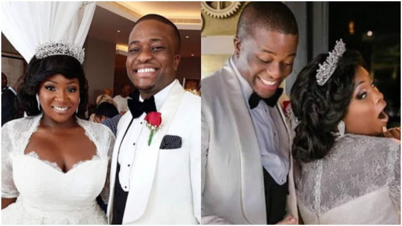 Toolz Oniru celebrates wedding Anniversary