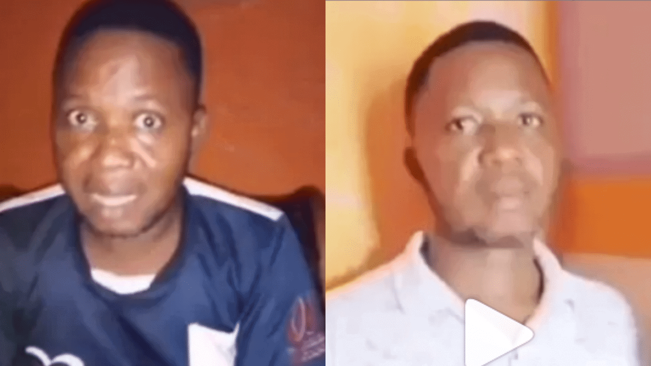 Photo of Yoruba actor, Mr Portable cries bitterly after his friend duped him | Video