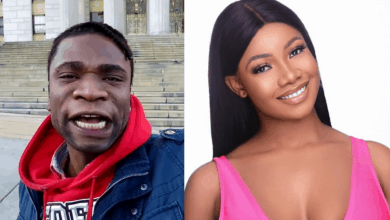 "Photo of ""I am willing to offer N380k to anybody who can attack Tacha"", Speed Darlington vows"