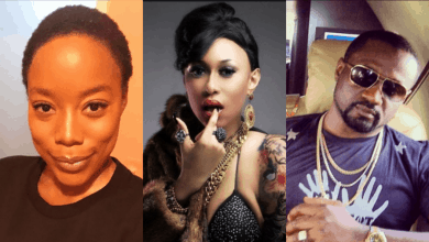Photo of Cynthia Morgan makes U-Turn, says Jude was never a problem but her former manager, Joy Tongo