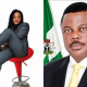 Willie Obiano and Chibuzo Patrick