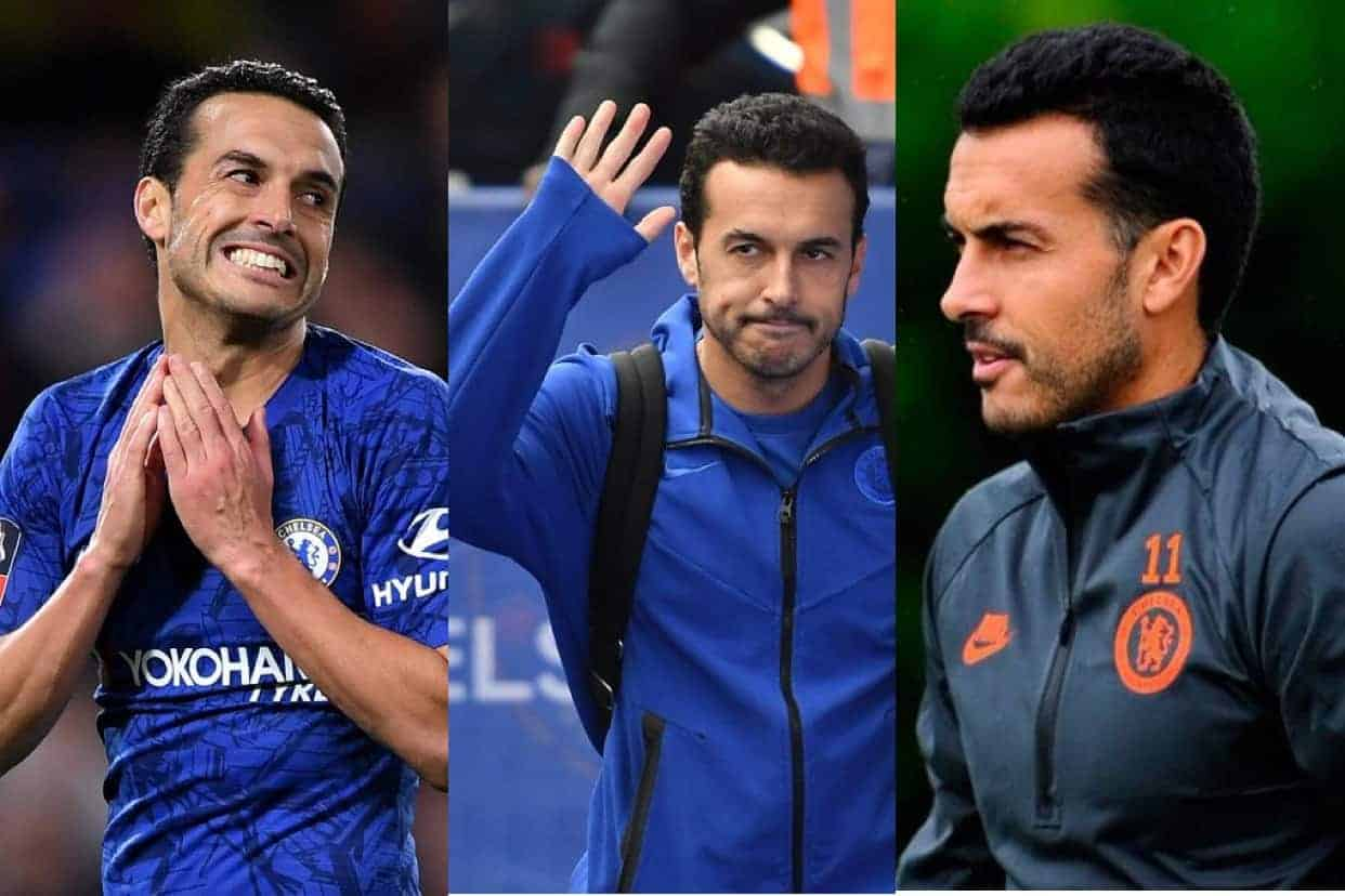 Photo of 'Thank you for everything' – Chelsea fans bid farewell to star player, Pedro