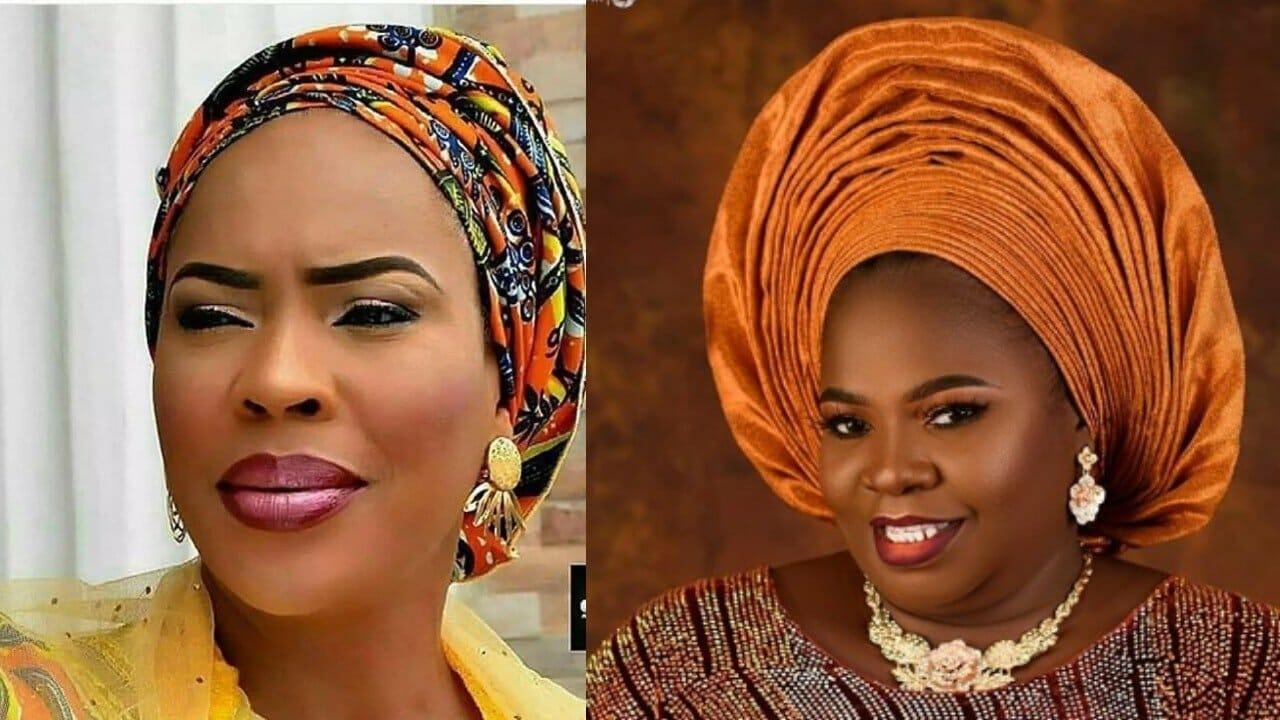 Photo of Fathia Balogun, Aisha Lawal and other Nollywood stars celebrates comic actress, IyaIbadan Sneh on her birthday