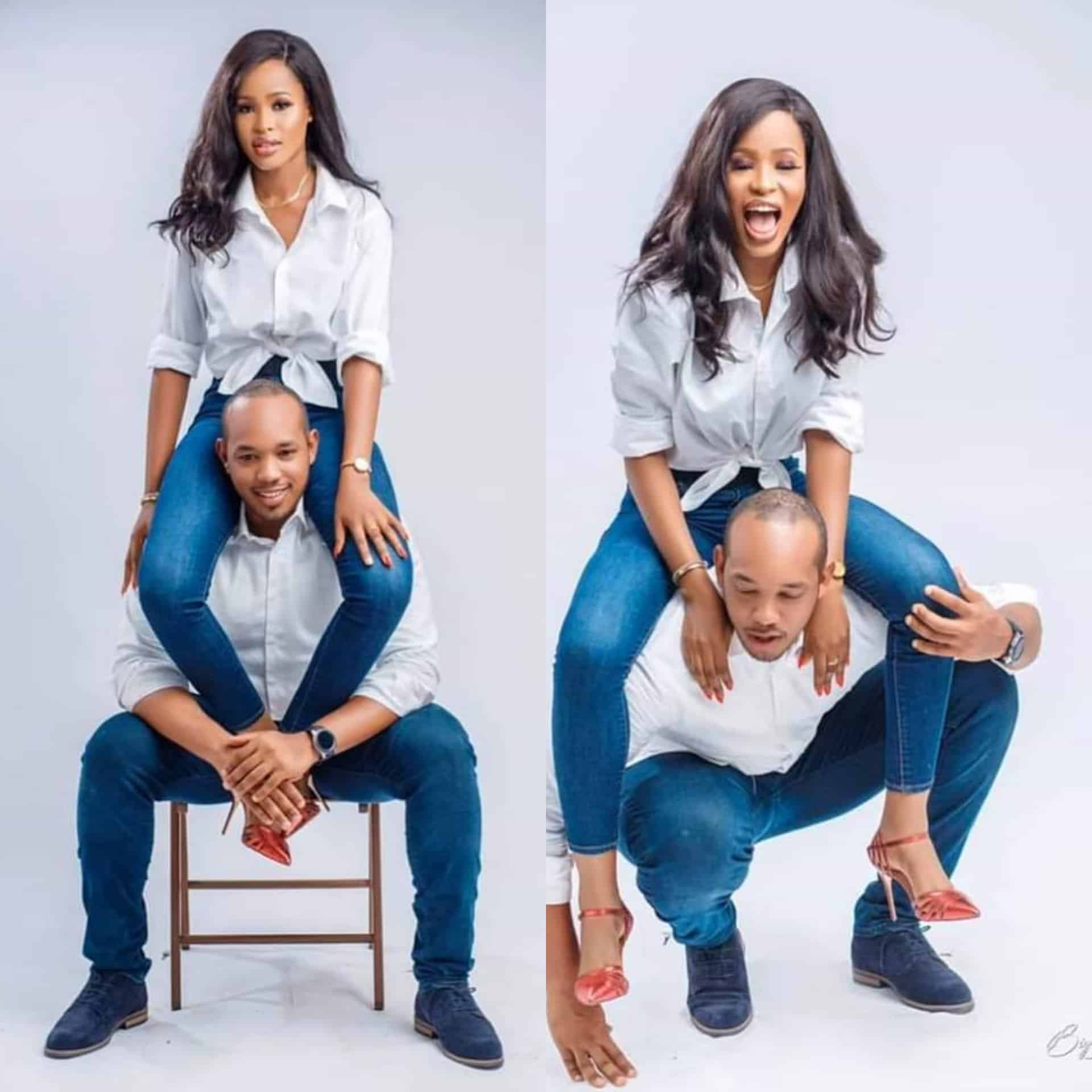 Photo of Kamasi and Obinna beautiful pre wedding Album