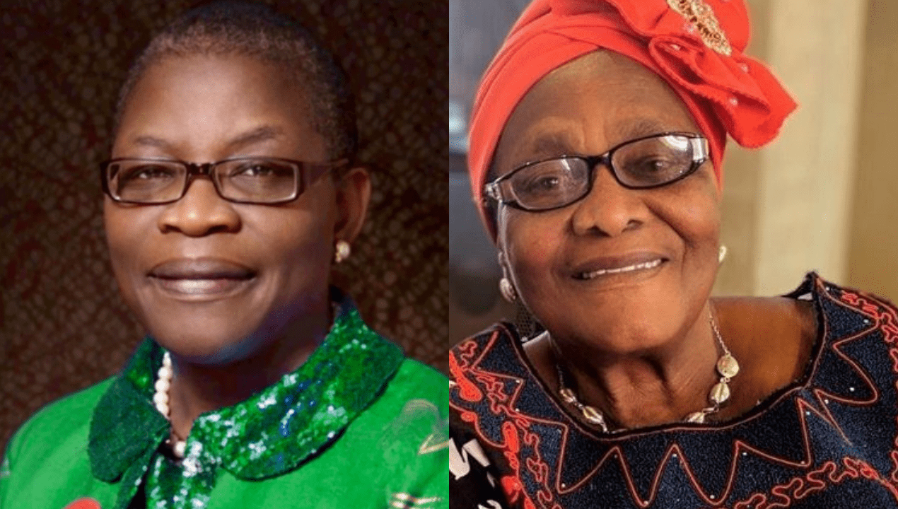 Photo of Oby Ezekwesili mourns mother who died at 78