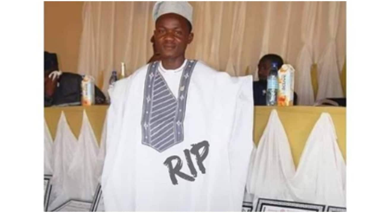 Photo of Referee dies after his friend hit him with a juju ring during a match in Iwo