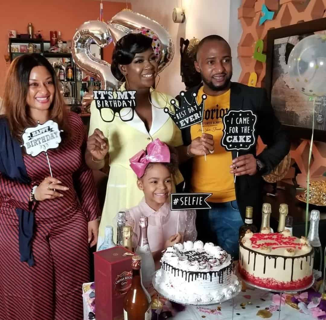 Photo of Actress Susan Peters shares photos from her 42nd birthday celebration