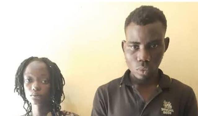 Osas Onyeokweni and his wife Tomisin  Onyeokwenu