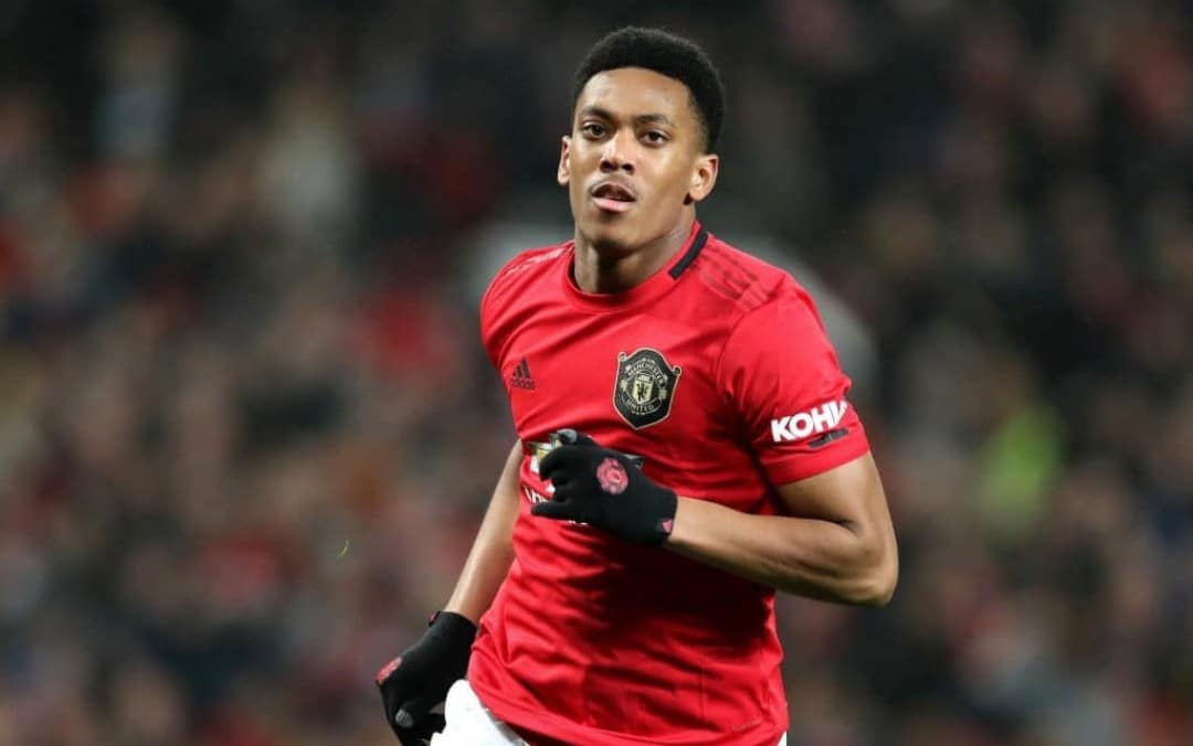 Photo of Anthony Martial speaks on scoring first hat-trick for Manchester United