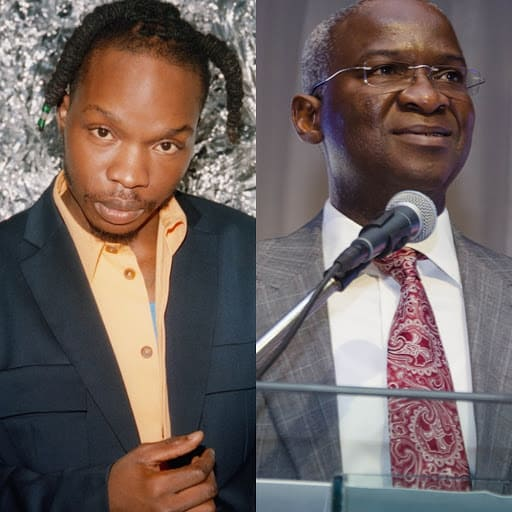 Photo of Presidential aide speaks on resemblance between Fashola and Naira Marley
