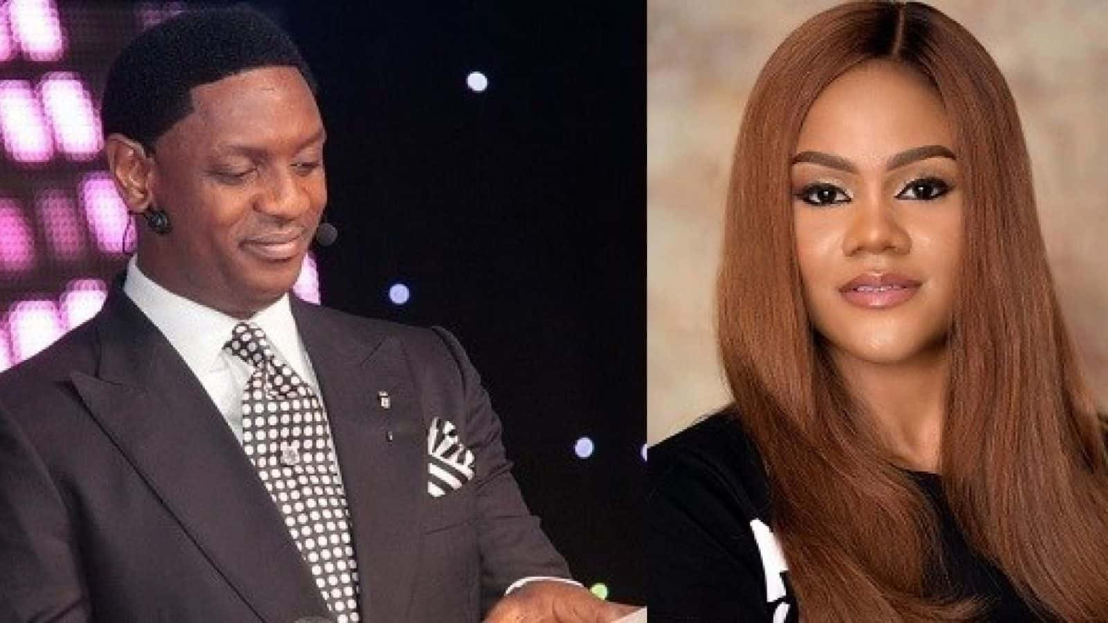 Photo of Busola Dakolo used Fatoyinbo to gain social media followers, verification – Twitter user claims