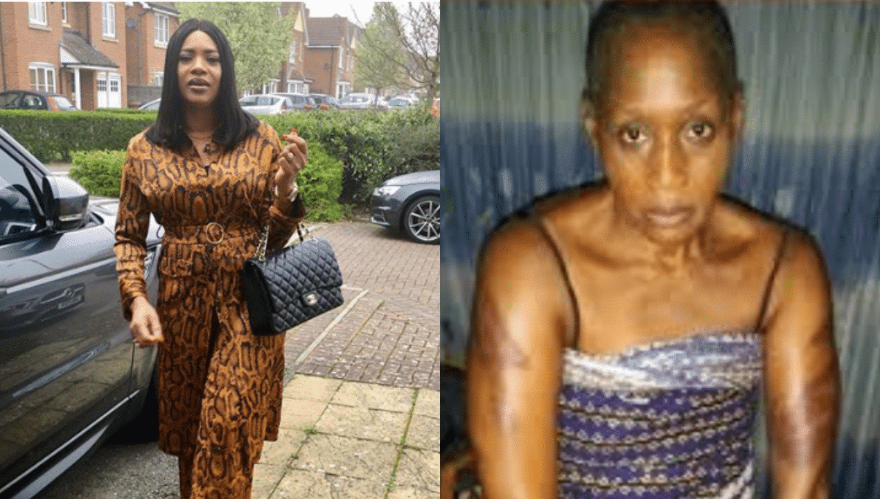 """Photo of """"Canada deported, poverty stricken donation recipient"""", Adetutu drags life out of Kemi Olunloyo"""