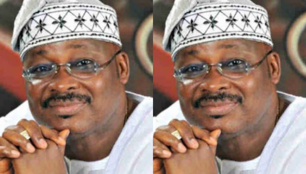 Governor Ajimobi is dead