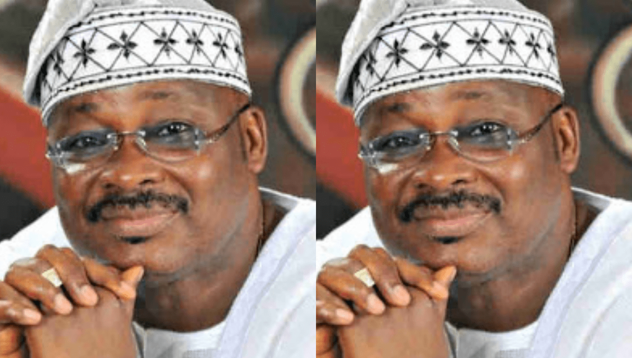 Governor Ajimobi is dead